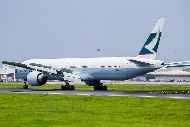 Routesonline: Cathay Pacific to Deploy Reconfigured 777s to Manila