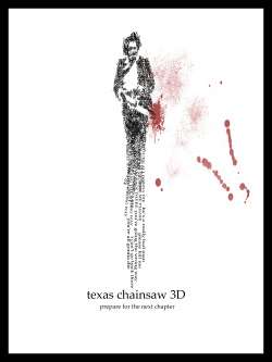 Words can kill.  Texas Chainsaw 3D is NOW PLAYING! Grab your tickets here: http://bit.ly/Texas3DTix