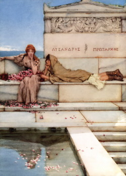 elegasm:   Sir Lawrence Alma-Tadema