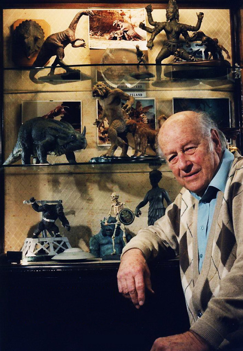 R.I.P. Ray Harryhausen (1920-May 7 2013) Thanks for all your wonderful creations !