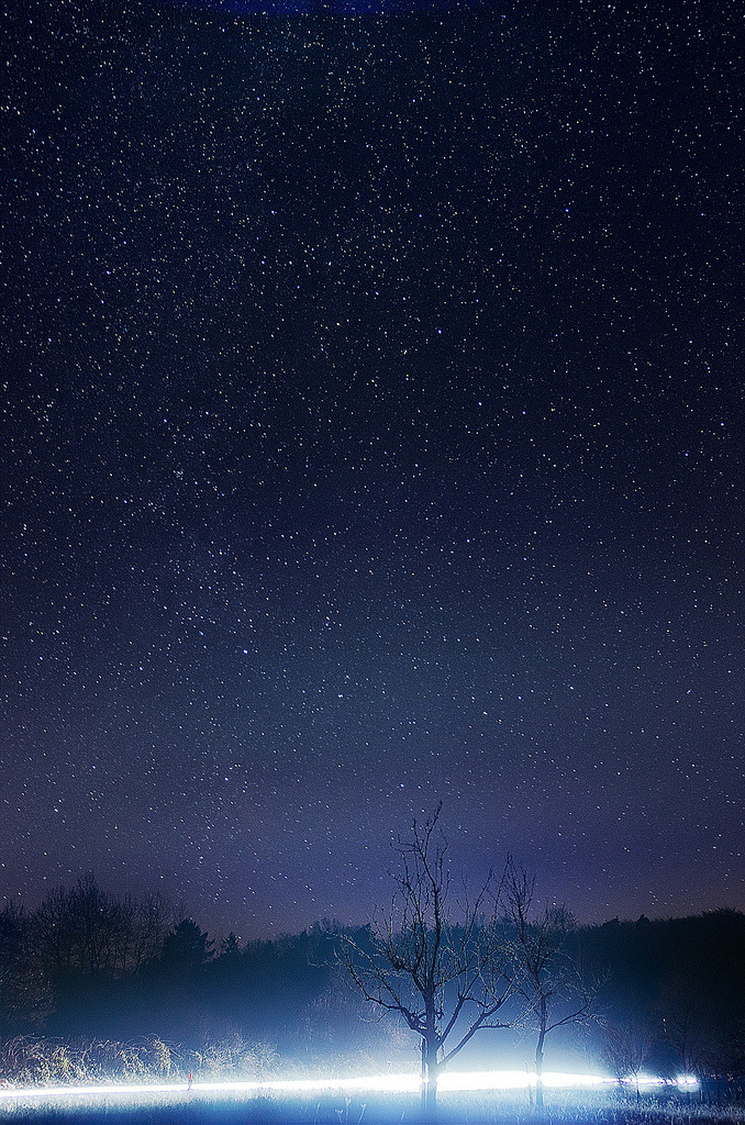 senerii:  Starry Sky by _flowtation on Flickr.