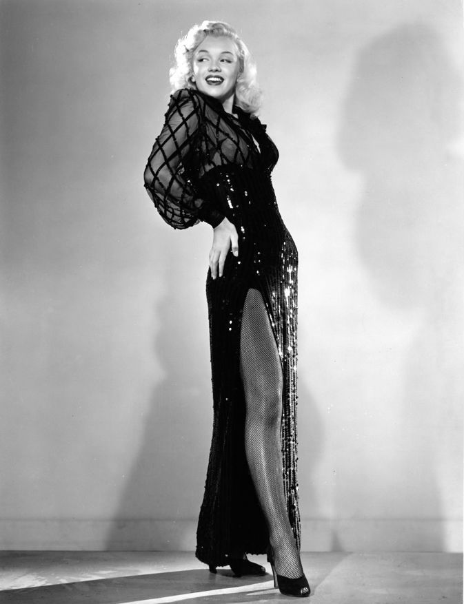 screengoddess:  Marilyn Monroe 1948
