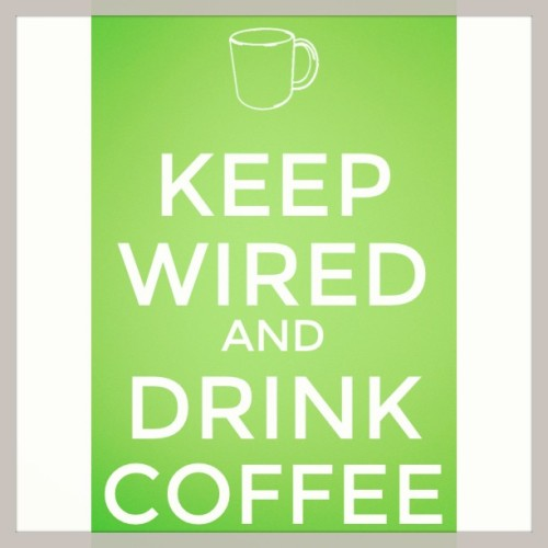 Created with @kcacoapp #keepcalmandcarryon seize caffeine.  (at The Church)