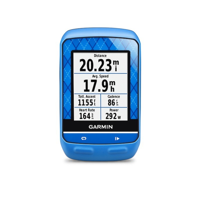Garmin Edge 510 Argyle ltd.