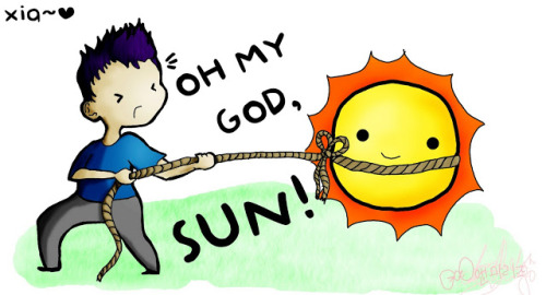 hachikojung:  Have any of you seen my Junsu fan art? :3 lulz. It seems like it was so hidden away from everyone who didn't go to the XIA concert~ (like me… Q..Q)
