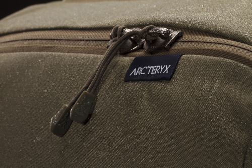 Arc'teryx gets into the luggage business and kick out some amazing detailing.