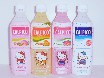 Hello Kitty Calpico