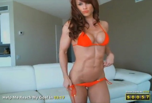 Sexy Muscle Girls on Webcam - Tons of Free Chat! To see more click here for sexy Muscle Girl Live Webcams!