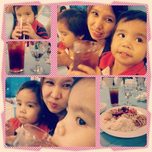 Saturdate with kambal :) (at Johnsons Supermarket/function Hall)