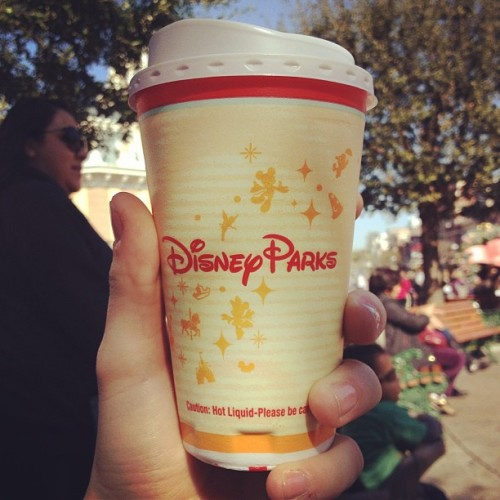 New coffee cups #disneyland #disney #coffee #retro #vintage #waltdisney