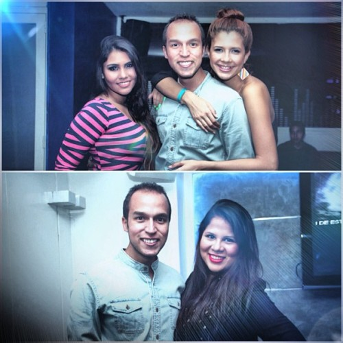 #Friends #MyBirthday 🎉💙 @vodkath @cindy2107 y @jorleidyVS (en Piano bar)