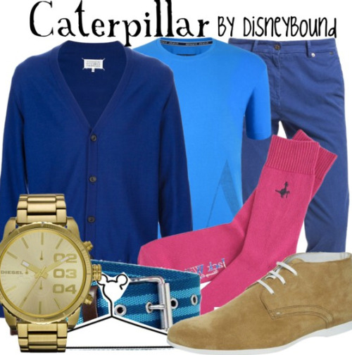 catterpillar disney disneybound fashion alice in wonderland