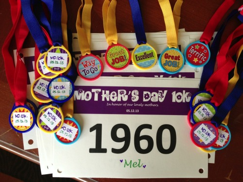 Unfiltered. Mother's Day 10k. Happy Mother's Day!! :)  Created a race in memory & honor of my mommy & all mothers. What started off as a small idea for my co-workers as motivation to run turned into a family & friends event. Thank you all for partaking in the festivity and making it a fun event. It was a good time!   I was beyond words when I found out my mommy's sisters & mom were coming. It was so great to see them. They remind me so much of my mom & I can feel her presence in them.   Mother's Day has not been the same without my mommy, but this year, it felt nice to share it with my Aunties and Lola who are wonderful mothers & my friends whose moms live far or those who have lost their moms, too.   Mothers are amazing beings! I thank my mommy for raising me the way she did. I hope to be as great as she was if/when I have my own.   More planning and organizing need to happen. Until next year… :)