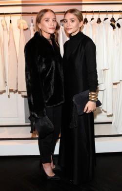 fashion style celebrity olsen Mary Kate Olsen