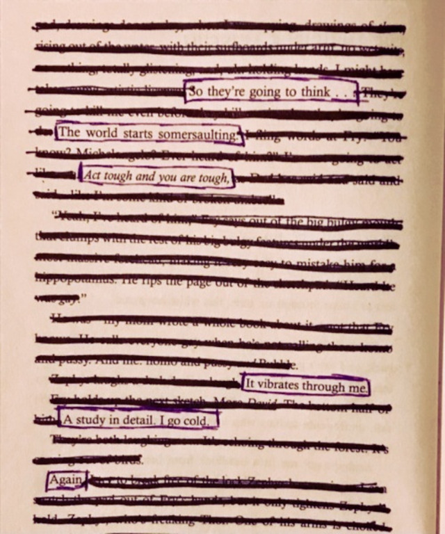 put a little filter over my blackout poetry,hopefully I made it easier on the eyes a lil #uploads#art#quotation#words#poems#prose#typography#blackout poetry#spilled prose#literature#lit#personalmessages