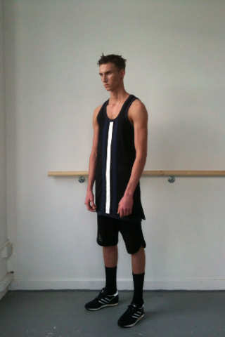 SNEAK PEEK.- VARÓN VOL.6  Styling.- Hugo Lavín  Photograher.- Thomas Giddings Set Designer.- Robert Storey  Model.- Harrison Sullivan from AMCK Models