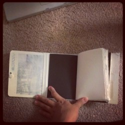 #sketchbook #bookmaking #diy