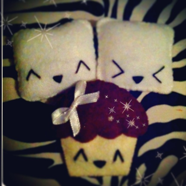 #custom #plush #tech wipes #nerdytoys  #geek #cupcake  #tofu
