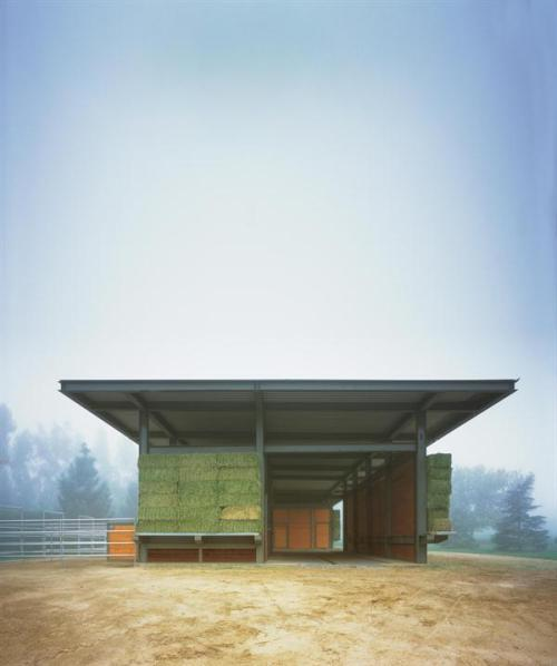 somis hay barn ~ pali fekete architects