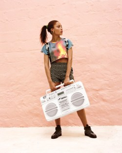 stormtrooperfashion:  The Urban Outfitters Summer 2013 Catalogue by Rene Vaile