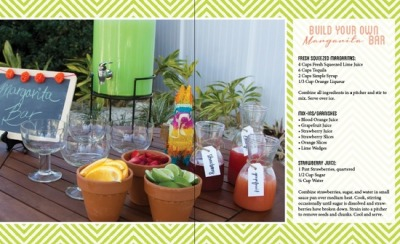 LPF Mag Issue #3 // Fiesta Brunch: build your own margarita bar