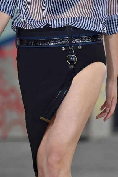 Anthony Vaccarello SS 2015