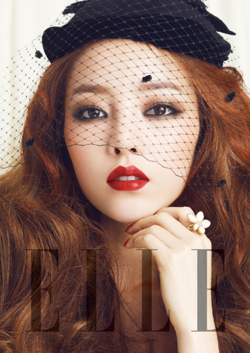 KARA: Hara - Elle Magazine Photos (1)