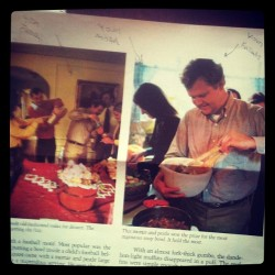 #tbt my parents in @southernlivingmag back in 1975! Sad that they only visited for just a couple of days :(
