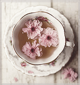 lovely things → tea