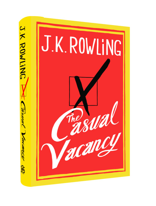 "Casual Vacancy Before I begin this I would like to say that I am a HUGE J.K Rowling fan. I had seen mixed reviews for her newest book Casual Vacancy, but seeing how amazing of an author she is I figured what is there not to love?  …..Well I was wrong.  In her defense I will say that I believe she was trying to get to some deep insightful inner meaning of political positions and upcoming generations, but I just didn't see it and frankly, maybe she couldn't do it in one book. But overall the book was rough, so rough in fact that about 3/4 of the way through I texted 2 of my avid book reader & JKR fans asking for any promise of the book getting better. Their response? ""I couldn't tell you I GAVE UP READING IT"". These are not people who give up reading books and have read the whole Harry Potter series at least 5 times through.  Well my friends I did finish reading this book and I can tell you that the ending entails multiple deaths and leaves you with kind of an ehh feeling. I try to see the good in books, but this one just didn't do it for me. Better luck next time JKRo I have faith in your brilliant imagination and hope to see it in a new book series that can make a little more sense."