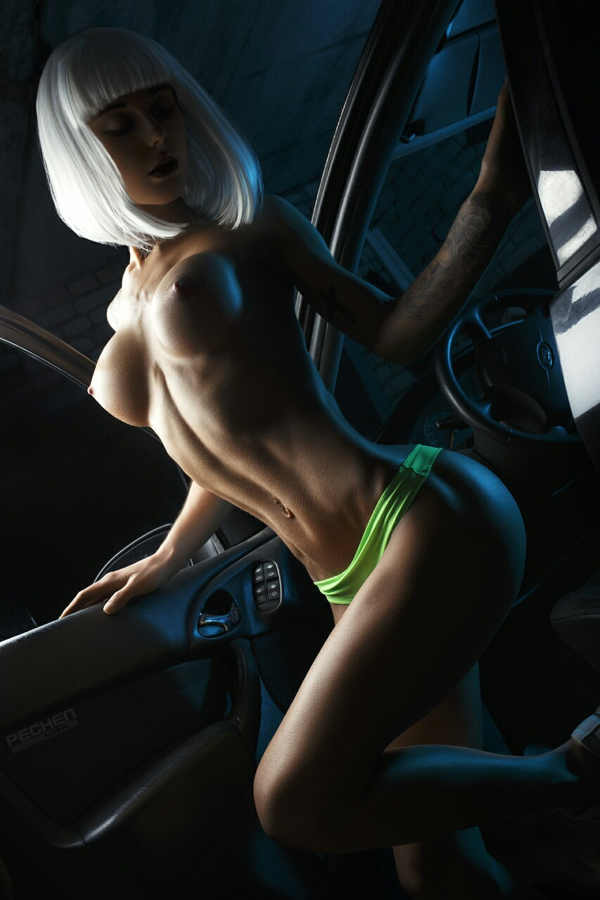 hot naked and sexy