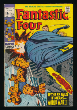 Fantastic Four #95(Feb. 1970)