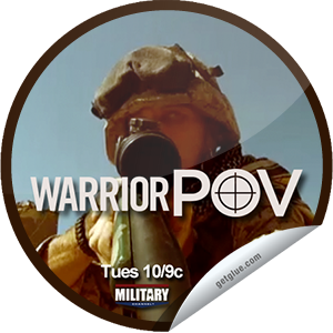 I just unlocked the Warrior POV: Road to Baghdad sticker on GetGlue                      1460 others have also unlocked the Warrior POV: Road to Baghdad sticker on GetGlue.com                  It's combat like you've never seen before. We're on the frontlines, capturing the conflict from the American warriors point of view – the shot by shot firefights in the 21-day bloody battle for Baghdad. Share this one proudly. It's from our friends at Military Channel.