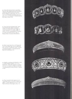 ohsoromanov:   The Russian Cartier Tiaras,