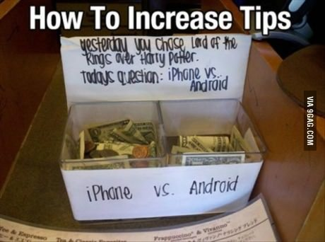 9gag:  Clever tips jar
