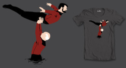 Hoisted By His Own Picard: Vote @ Threadless!