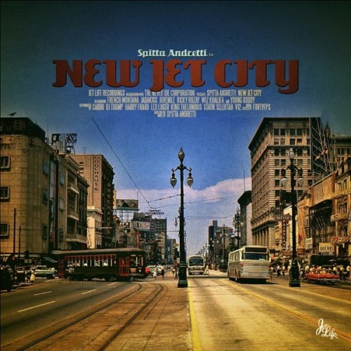 "Curren$y - New Jack City | Mixtape Artwork Curren$y reveals the artwork for New Jack City dropping on February 3rd, featuring French Montana, Jadakiss, Rick Ross, Juvenile, Wiz Khalifa and Young Roddy. Conveyer Of Cool ""Stay COOL"" Tumblr 
