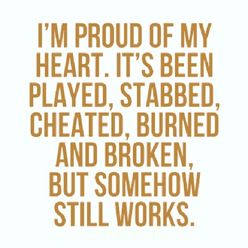 hunternnotes:  #proud #my #heart #played #stabbed #cheated #burned #broken #galau  (at Universitas Multimedia Nusantara)