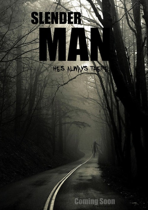 Slender Man… Coming Soon.