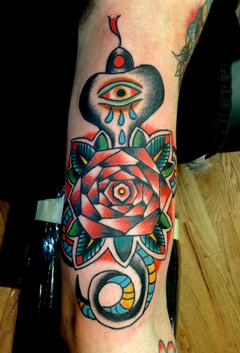 Robert Ryan - Electric Tattoo -N.J. -2013
