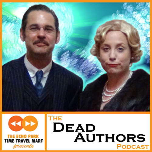 AVAILABLE NOW: THE DEAD AUTHORS PODCAST CHAPTER 17: Agatha Christie, featuring Jessica Chaffin. DOWNLOAD. SUBSCRIBE.