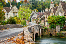 Bridge at Castle Combe ♦ Castle Combe, Wiltshire, England | by Joe Price