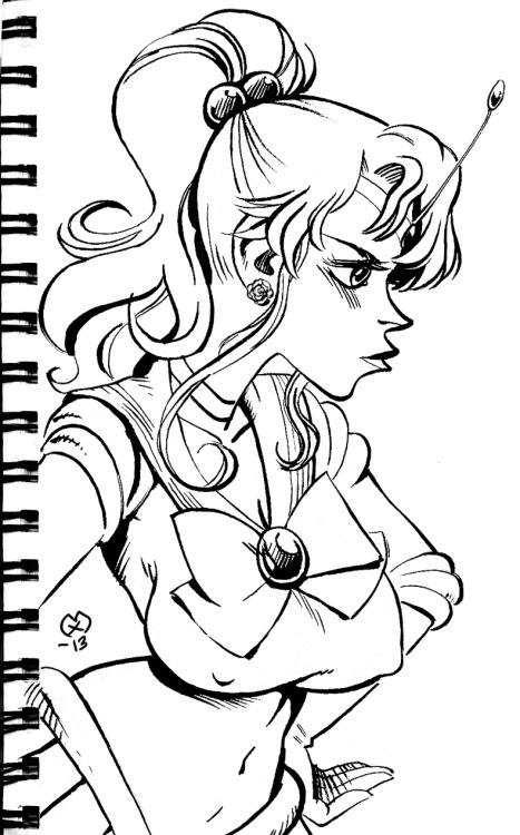 "Sailor Jupiter ""…Because I have the most 'talent'!""You sure do, Jups, you suuure do.    Anyone who understands this statement is clearly too knowledgeable with the Sailor Moon franchise.  Like I am."