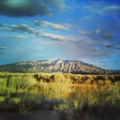 singesabre:  The crown goes in the middle #Albuquerque #newmexico #505 #sandiamountains #nature #landscape