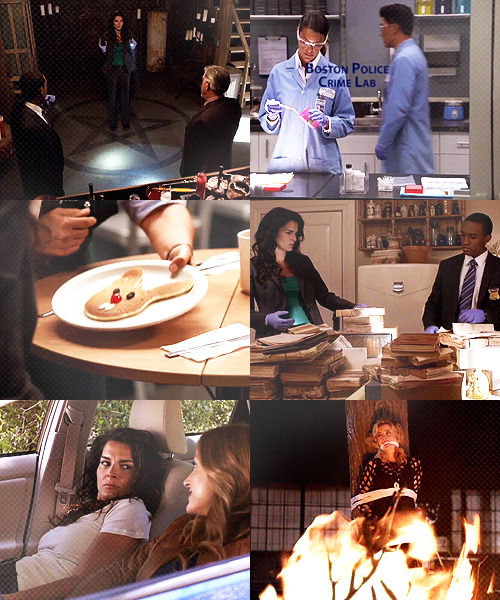 FAVORITE RIZZOLI & ISLES EPISODES→ 20. Bloodlines [2.07]