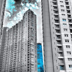 Blue Jewel (at Apartemen Mediterania Garden Residences 2)