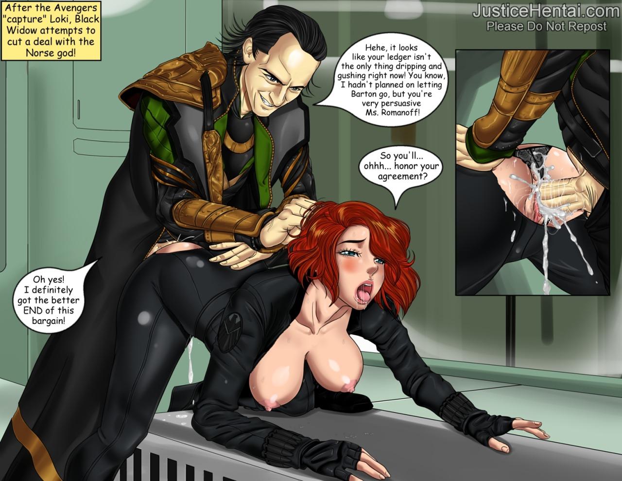 Loki Porn