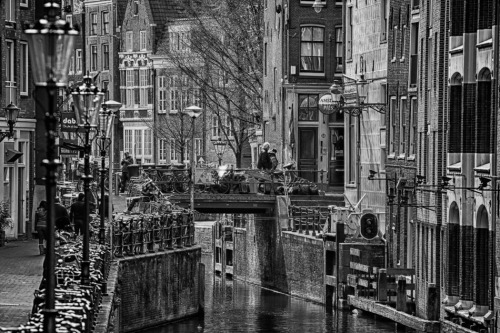 "Amsterdam"" inner cityView Post"