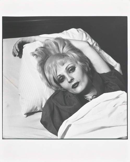 ☆ CANDY DARLING BY PETER HUJAR ☆
