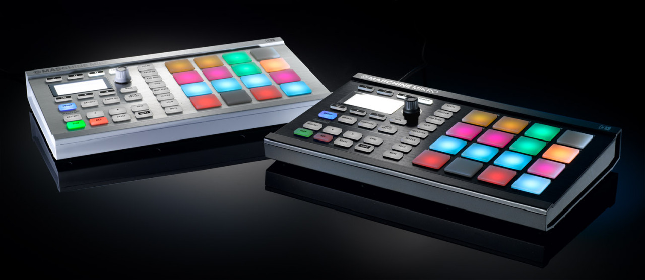 Maschine Mikro.  Learning.